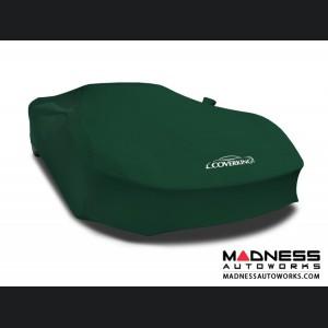 Alfa Romeo 4C Custom Vehicle Cover - Indoor Satin Stretch - Green