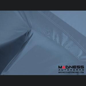 Alfa Romeo Stelvio Custom Vehicle Cover - Stormproof - Blue + Shark Fin Antenna Pocket