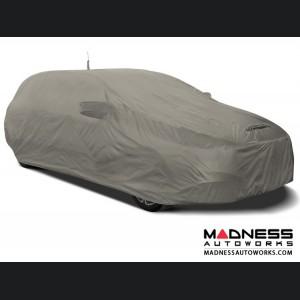 Alfa Romeo Stelvio Custom Vehicle Cover - Stormproof - Gray + Shark Fin Antenna Pocket
