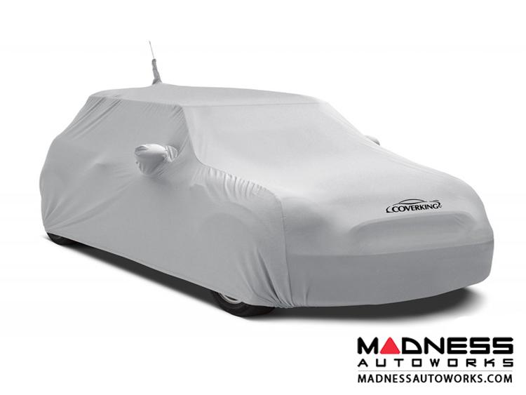 Alfa Romeo Stelvio Custom Vehicle Cover - Stormproof - White - Shark Fin  Antenna Pocket