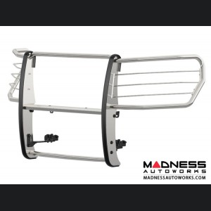 GMC Sierra 1500 Grille Guard - Polished Stainless