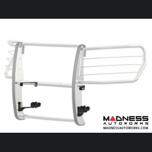Chevrolet Silverado 1500 Grille Guard - Polished Stainless