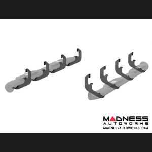 "GMC Sierra 1500 Big Step Round Size Bars - 4"""