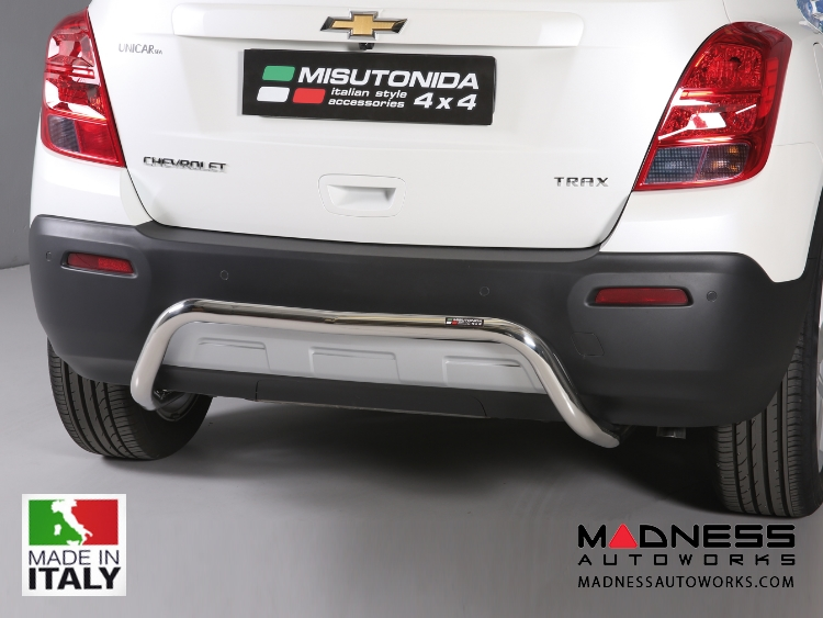 Chevrolet Chevrolet Trax Bumper Guard Rear By Misutonida