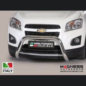 Chevrolet Trax Bumper Guard - Front - Super Bar by Misutonida