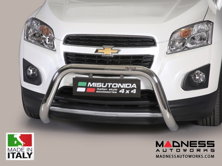 Chevrolet  Chevrolet Trax Bumper Guard  Front  Super Bar by Misutonida  MADNESS Autoworks