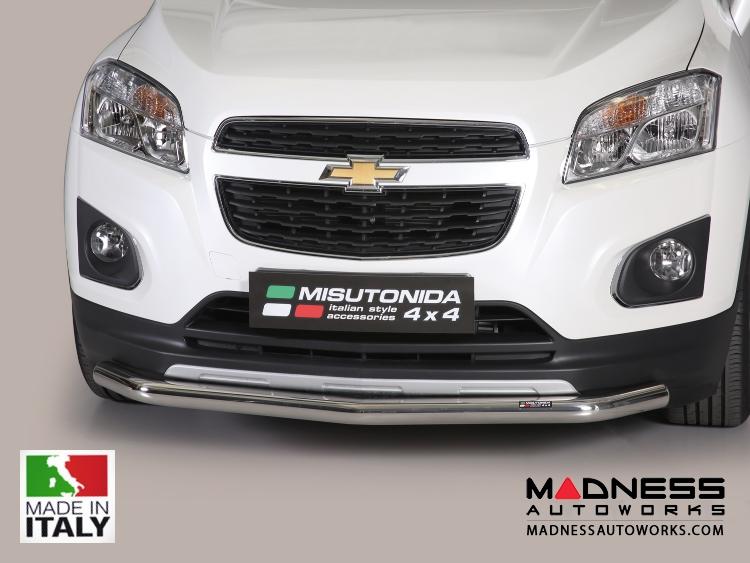Chevrolet Trax Bumper Guard - Front - Slash Bar Bumper Protector by  Misutonida