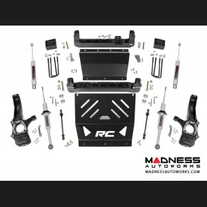 "Chevy Colorado 2WD Suspension Lift Kit w/ Lifted Front Struts - 6"" Lift"