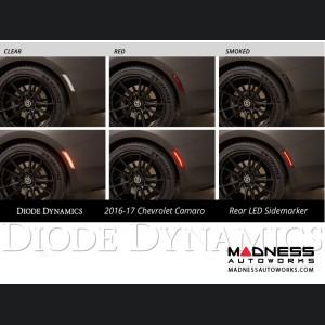 Chevrolet Camaro LED Sidemarkers - Set - Smoked