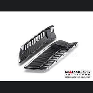Chevrolet Corvette Carbon Fiber  Fender Vents - Anderson Composites - Z06 C7