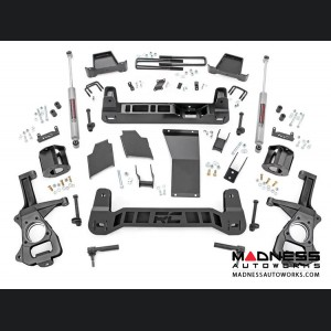 "Chevy Silverado 1500 4WD Suspension Lift Kit w/ Strut Spacers - 6"" Lift"
