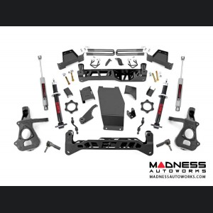"Chevy Silverado 1500 2WD Suspension Lift Kit w/ Lifted Struts - 7"" Lift"