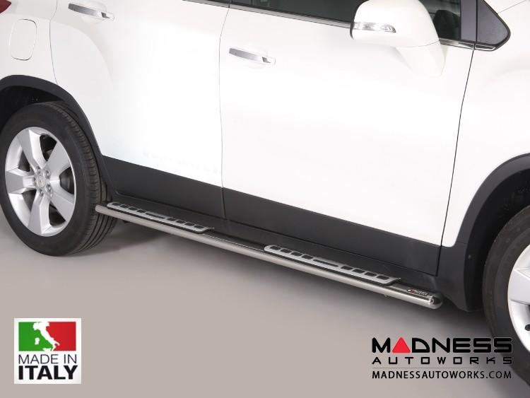 Chevrolet Trax Side Steps - V3 by Misutonida