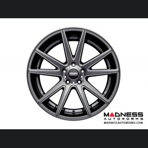 Chrysler 200 Custom Wheels by Fondmetal - Gloss Titanium Milled