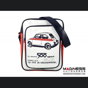 Shoulder Bag - FIAT 500 - White - Medium