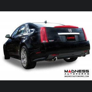 Cadillac CTS V 6.2L Sport Series Exhaust System by Corsa Performance - Axle Back