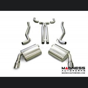 Chevrolet Camaro SS 6.2L Exhaust System by Corsa Performance - Cat Back 2.5""