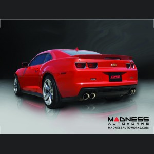 Chevrolet Camaro ZL1 Cat Back Exhaust System by Corsa Performance - Quad Tip