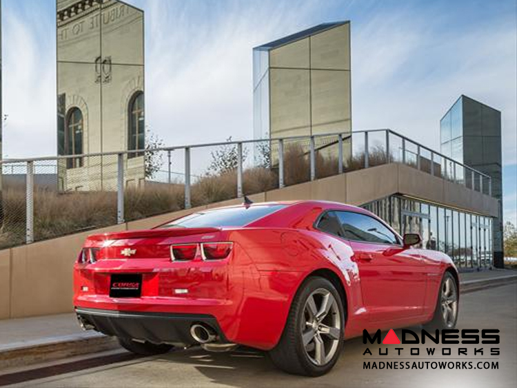 Chevrolet Camaro SS 6.2L Exhaust System by Corsa Performance - Cat Back