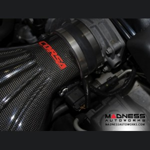 Chevrolet Corvette Intake System - Corsa Performance - C6 - Carbon Fiber (Including Z06)