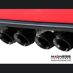 Chevrolet Corvette Exhaust System - Corsa Performance - 6.2L - Axle Back