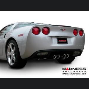 Chevrolet Corvette Exhaust System - Corsa Performance - C6 - Twin Pro Sport Series - RSC w/ Tips