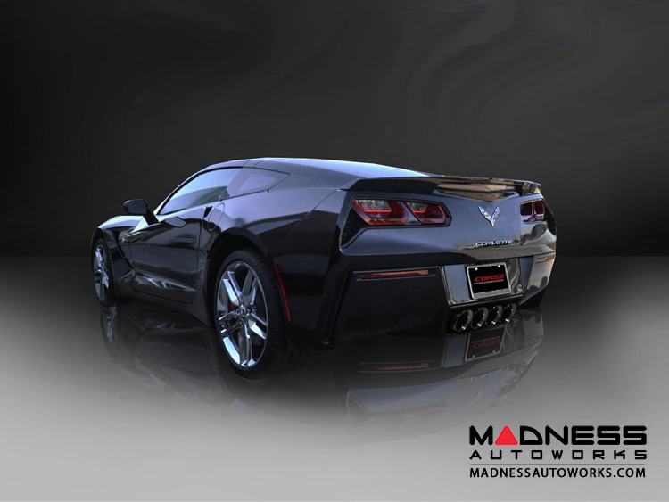 chevrolet chevrolet corvette c7 valve back exhaust. Black Bedroom Furniture Sets. Home Design Ideas