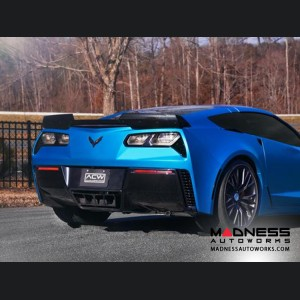 "Chevrolet Corvette X Pipe - Corsa Performance - C7 - Double Helix - 3"""