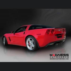 Chevrolet Corvette Exhaust System - Corsa Performance - Z06 7.0L - Axle Back