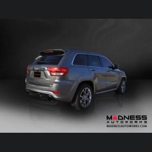 Jeep Grand Cherokee SRT 6.4L Exhaust System by Corsa Performance - Cat Back