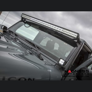 "Jeep Wrangler JK by Crawler Conceptz - 50"" Light Bar Mount"
