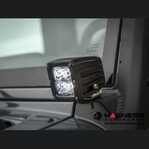 "Jeep Wrangler JK by Crawler Conceptz - 50"" Light Bar Mount"