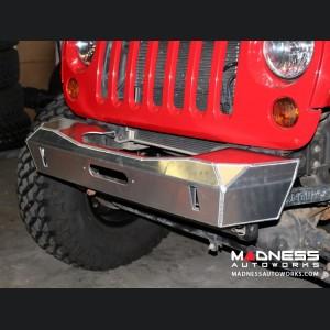 Jeep Wrangler JK by Crawler Conceptz - Ultimate Series Aluminum JK Front Bumper