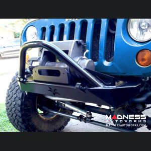 Jeep Wrangler JK by Crawler Conceptz - Ultra Series Winch Fairlead Mount