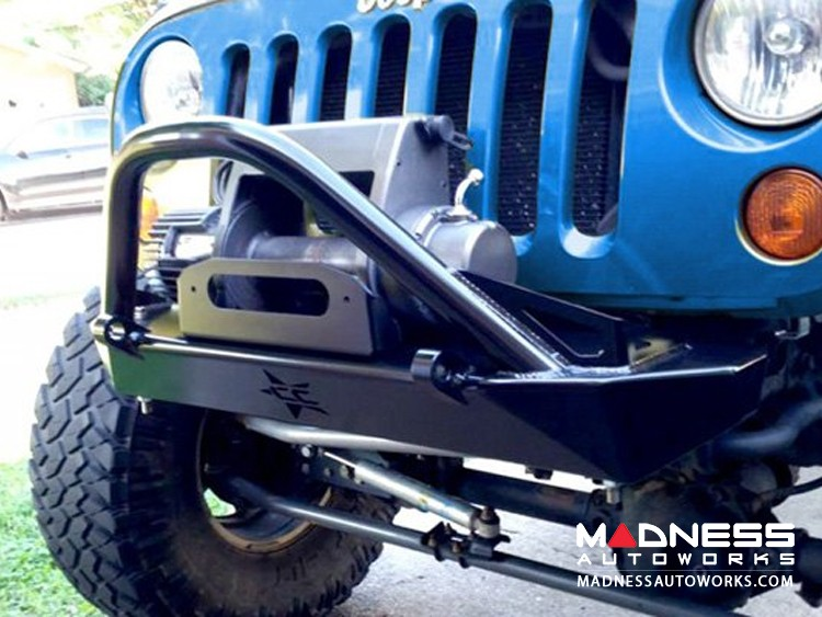 Jeep Wrangler JK by Crawler Conceptz - Ultra Series Winch Fairlead Mount