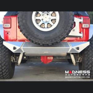 Jeep Wrangler JK by Crawler Conceptz - Ultra Series JK Rear Bumper w/ Tabs