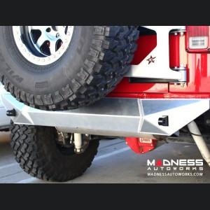 Jeep Wrangler JK by Crawler Conceptz - Ultimate Series Aluminum JK Rear Bumper