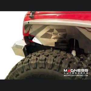 Jeep Wrangler JK by Crawler Conceptz - Ultimate Series JK Aluminum Front Inner Fender Kit