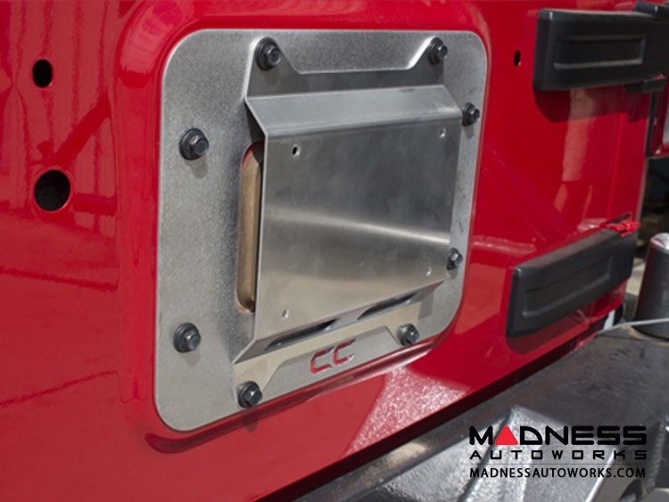 Jeep Wrangler JK by Crawler Conceptz - JK Vent Cover
