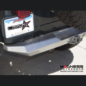 Jeep Wrangler TJ and LJ by Crawler Conceptz - Ultra Series TJ and LJ Rear Bumper