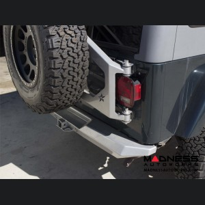 Jeep Wrangler TJ and LJ by Crawler Conceptz -  Ultra Series TJ and LJ Body Mounted Tire Carrier