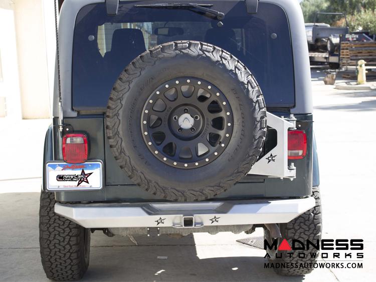 Captivating ... Jeep Wrangler TJ And LJ By Crawler Conceptz   Ultra Series TJ And LJ Rear  Bumper ...