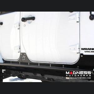 Jeep Wrangler JK by Crawler Conceptz - Ultra Series JK 4-Door Rockers