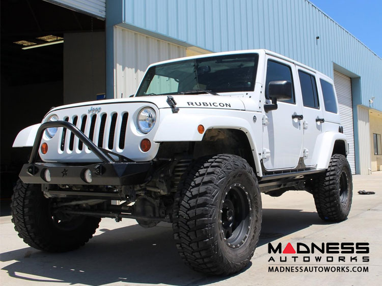 Exceptional Jeep Wrangler JK By Crawler Conceptz   Ultra Series JK Front Bumper With Bar