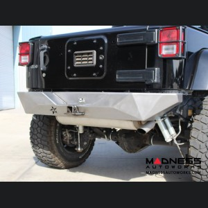 Jeep Wrangler JK by Crawler Conceptz - Ultra Series JK Rear Bumper
