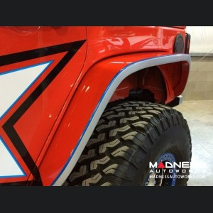 Jeep Wrangler JK by Crawler Conceptz - Ultra Series Aluminum JK Rear Fender