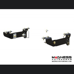 Chevrolet Silverado 1500 Semi Custom 5th Wheel Brackets (2007 - 2017)