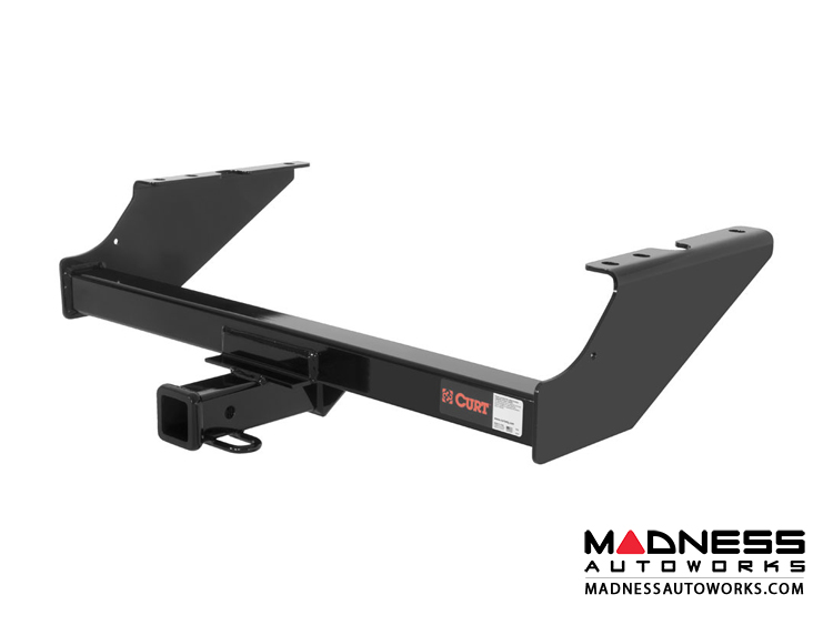 "GMC Sierra 1500/ 2500 LD Trailer Hitch - Class III Hitch - Tommy Gate Lift & 10"" Drop Bumper Compatible (2000 - 2012)"