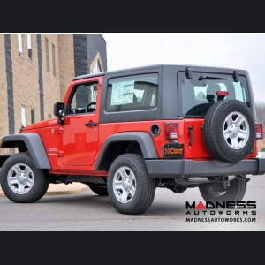 Jeep Wrangler JK Trailer Hitch - Class III Hitch (2007 - 2017)