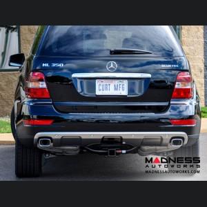 Mercedes Benz GL 350 BlueTec Trailer Hitch by Curt - Class III Hitch (2007 - 2013) AWD